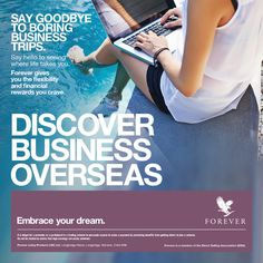 Need some real perks? Work with Forever Living and you could get the chance to travel the world - on us! http://link.flp.social/i38z8B