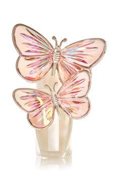 Pearl Butterflies Nightlight Wallflowers Fragrance Plug - Home Fragrance 1037181 - Bath & Body Works