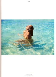miami nice, kate moss, nude water.