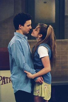 Boy Meets World. CORY AND TOPANGA ARE BACK! Everybody get ready to meet their baby on GIRL MEETS WORLD!