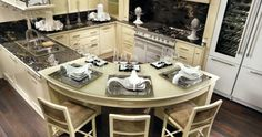 new kitchen ideas designs - http://fashionablehomes.net/new-kitchen-ideas-designs/ - #Fashionable homes #home decor #design #ideas #wedding #living room #bedroom #bathroom #kithcen #shabby chic furniture