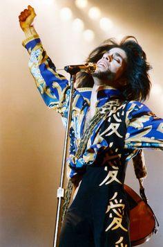 Prince - Nude Tour 1990