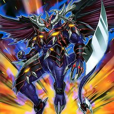 Hot Red Dragon Archfiend Belial.