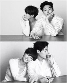 Ryu Joon-yeol and Hwang Jung - for Lucky Romance