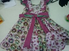 Vestido de festa junina bonecas