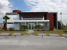 Casa Club, Citala, Ciudad Jardín.  Diseño Arq. Miguel Echauri y Arq. Álvaro Morales.