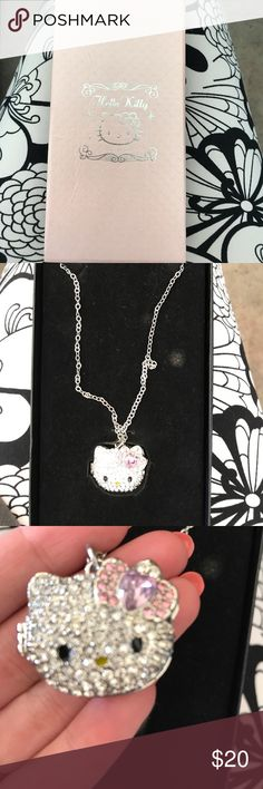 Brand new hello kitty locket Brand new Hello Kitty Jewelry Necklaces