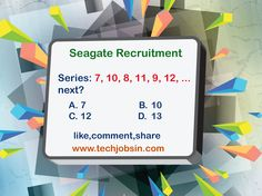Seagate recruitment for freshers hardware engineer entry level  http://www.techjobsin.com/2015/12/seagte-recruitment-hardware-freshers.html