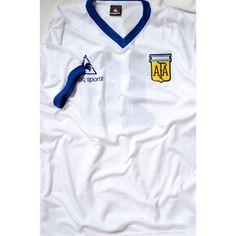 cc706f5ca 1982  Argentina VS  BarcelonaFC  retro  jersey replica Barcelona Soccer