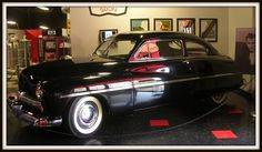 1949 Mercury Coupe- James Dean's car from Rebel Without a Cause