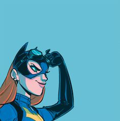 On the Lookout in Batgirl #42  - Babs Tarr