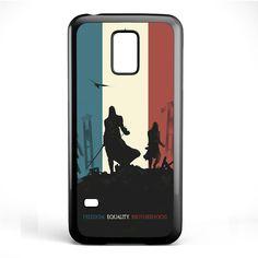 Assasin Creed Arts TATUM-1024 Samsung Phonecase Cover Samsung Galaxy S3 Mini Galaxy S4 Mini Galaxy S5 Mini