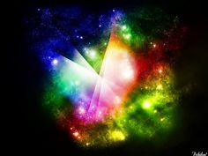 In this collection, we have put together 25 beautiful high-resolution color spectrum desktop wallpapers to satisfy your daily dose of color inspiration. Rainbow Wallpaper, Free Desktop Wallpaper, Cool Wallpaper, Rainbow Art, Rainbow Colors, Rainbow Images, Background Screensavers, Image Sites, Dose Of Colors