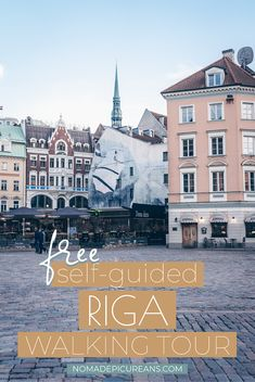 Free Self-Guided Riga Walking Tour: Highlights & Hidden Gems (With Map!), TRAVEL, Want to explore the best of Riga? See all Riga highlights and some hidden gems on this free self-guided Riga walking tour. Europe Destinations, Europe Travel Guide, Travel Guides, Travel Checklist, Walking Tour, Cool Places To Visit, Places To Go, Voyage Europe, Tours