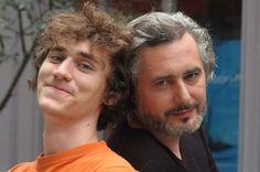 Mathieu Saïkaly et Nicolas Rey