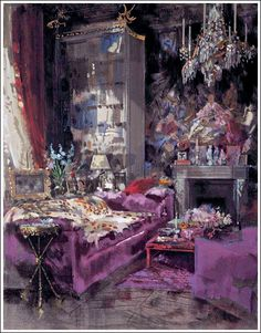 Dean Farris Style: Room of the Week, Elsa Schiaparelli