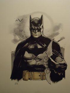 Batman by Clay Mann