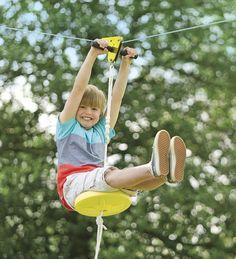 Brand 44 40-Foot Zipline with Seat Kit