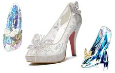 Free shipping, $57.49/Piece:buy wholesale 2015 New Hot Cinderella Luxury Prom Wedding Shoes Princess High Heel Sparkly Crystals Lace white summer sandals Peep Toe Bridal Shoes MYF106Sequin,Summer,Lace on beautydesign's Store from DHgate.com, get worldwide delivery and buyer protection service.