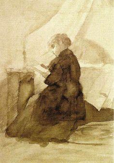 Maria Konstantinovna Bashkirtseva (1858-1884).