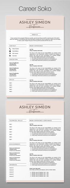 240 Best Resume Design Layouts Images In 2020 Resume Design
