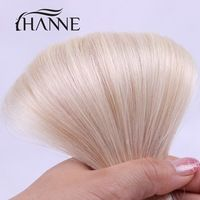 #613 Blonde Color Brazilian Tape Hair Skin Weft Hair Straight Extensions 7A  tape in Hair 20 pcs human hair weave wholesale
