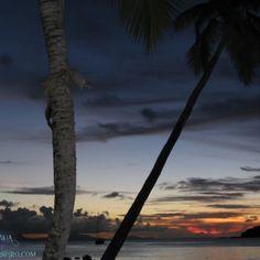 Antigua Sunset Carlisle Bay