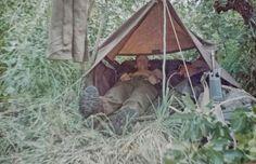 Bivvy - use your grondseil en maak 'n tent