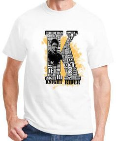Buy K alphabet t-shirt for men at this trusted online store and get your own style!