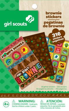 girl scout craft materials at Michael's