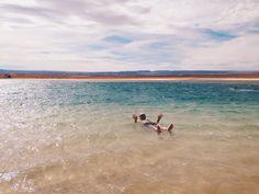 Laguna Cejar - Desierto de Atacama - Chile