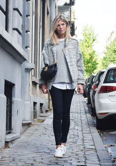 Mirror of Fashion: OUTFIT. GONE GREY