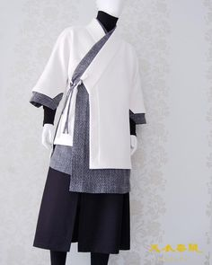 Korean Traditional Dress, Traditional Dresses, Japanese Outfits, Korean Outfits, Korean Fashion, Mens Fashion, Fashion Outfits, Style Lolita, Modern Hanbok
