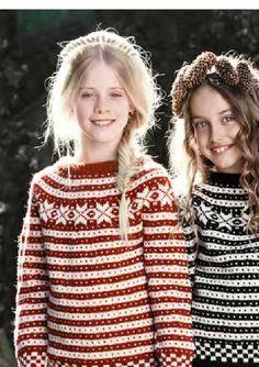 from Rauma rundfelling barn Baby Knitting, Crocheting, Knit Crochet, Barn, Babies, Kids, Color, Women, Fashion