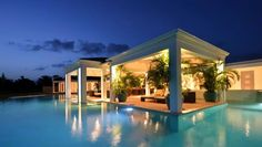 Ambiance http://www.stmaarteninvestments.com/real-estate.aspx?id_villa=152&type=sale&utm_source=Pinterest&utm_medium=Pinterest&utm_campaign=magic+bullet  Terres-Basses, St. Martin Villa with  4 Bedrooms, 4.5 Baths plus a very large swimming pool. Each bedroom has a king size bed, A/C, ceiling fan, TV & DVD, safe, private bathroom w/shower. Two of the bedrooms are connected to each other and a third bedroom has a small room attached to it with a single bed, ideal for children.