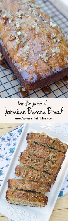 Banana bread with an island twist - this stuff is incredible!