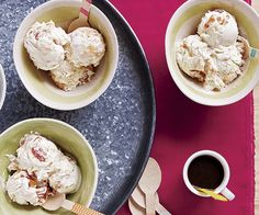 Cream Cheese & Guava Swirl Ice Cream