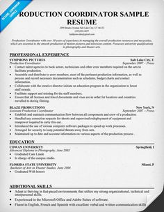 1000 images about resume samples across all industries on