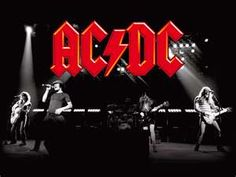 AC/DC - awesome band!