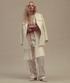 shades of white: frederikke sofie by daniel jackson for wsj march 2016