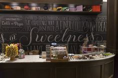 Behind the Scenes: A Beautiful Commissioned Chalk Art Project - Twine Living