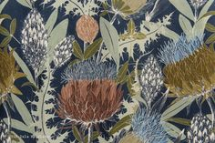 It was a privilege to be a part of London Texprint last week. Art Deco Illustration, Floral Illustrations, Natural Forms, Cool Plants, Art Nouveau, Textiles, Drawings, Lino Prints, Nature