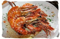 Popular African Recipes | Mozambique Prawns - South African food adventure, South Africa food