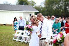 Pictures of Weddings from GACtv.com >> http://my.gactv.com/great-american-weddings/multigallery.esi?soc=pinterest #countrywedding
