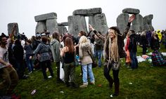 Paganism is on the rise in Britain