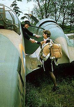 https://flic.kr/p/62C7wb | ATA pilot training | During the war many ATA's were…