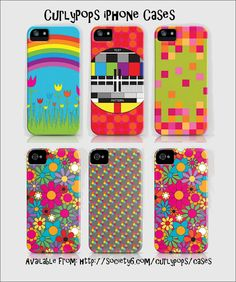 CurlyPops - iPhone Cases My Friend, My Design, Iphone Cases, Iphone Case, I Phone Cases