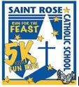 Saint Rose School Run For The Feast 5K and Family Fun Run
