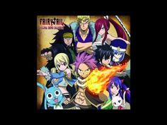 Fairy Tail 2014 OST - 23. Triumphal Return