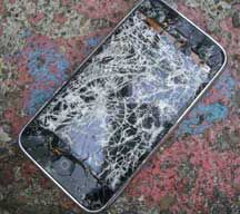 Want to find out how to repair / replace the glass front panel on your broken iPhone 3G?